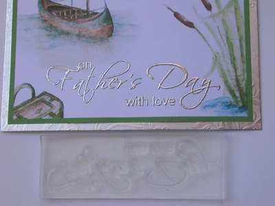 On Father's Day with love, script