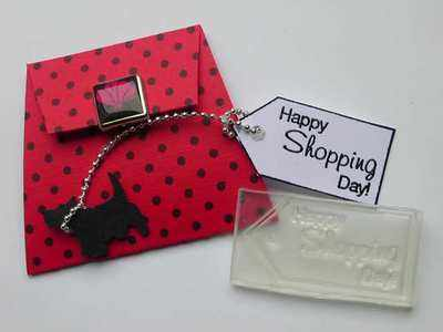 Tag, Happy Shopping Day!