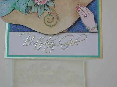 Birthday Girl, script