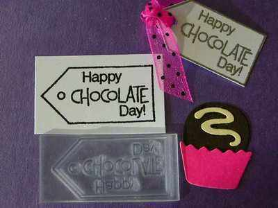 Tag, Happy Chocolate Day!