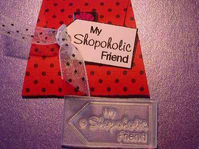 Tag, My Shopoholic Friend!