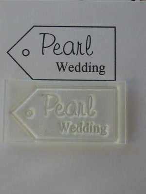 Tag, Pearl Wedding