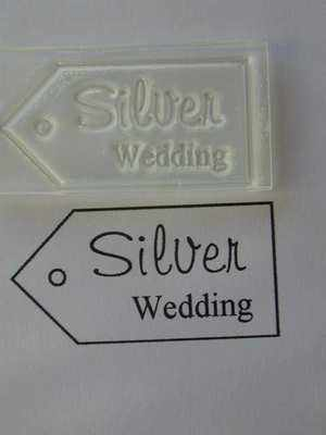 Tag, Silver Wedding