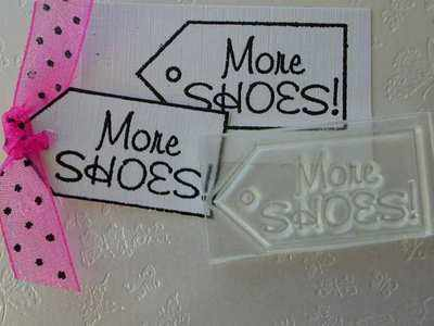 Tag, More Shoes!