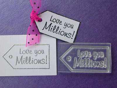 Tag, Love you Millions!