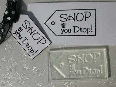 Tag, Shop til you Drop!