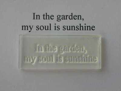 My soul is sunshine