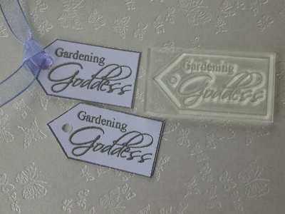 Tag, Gardening Goddess