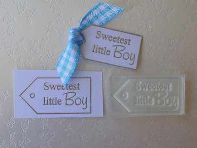 Tag, Sweetest little Boy