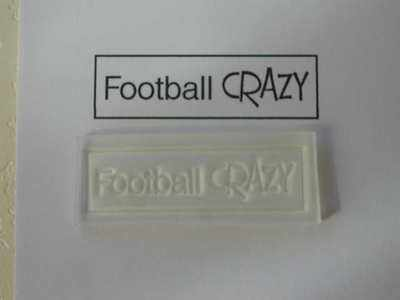 Football Crazy, stamp