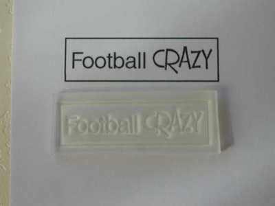 Football Crazy, stamp