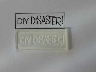 DIY Disaster!