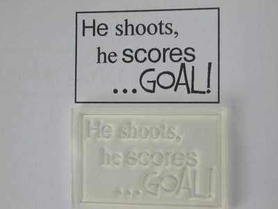 He shoots, he scores ...Goal!