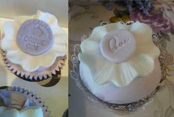 Julie F cupcakes