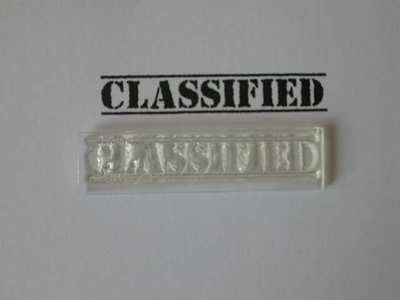 Classified lined stamp