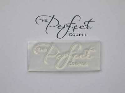 The Perfect Couple, script stamp