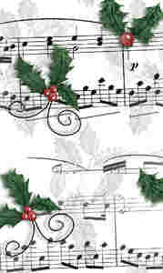 Holly Music paper sample