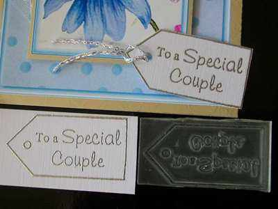 Tag, To a Special Couple