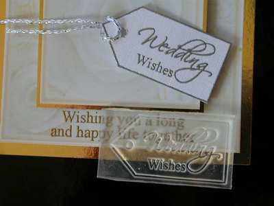 Tag, Wedding Wishes