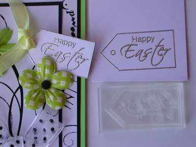 Tag, Happy Easter