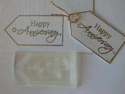 Tag, Happy Anniversary