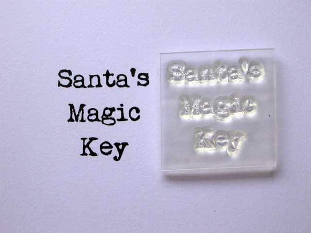 santas key
