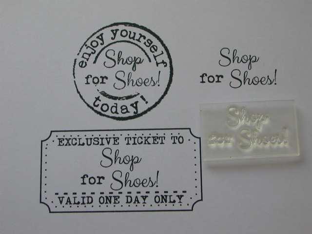 shop for shoes!
