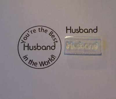 Husband, stamp 1