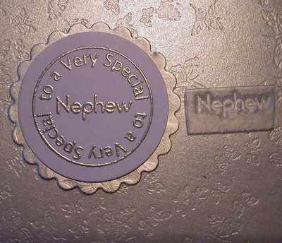 Nephew, stamp 1