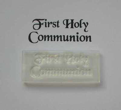 First Holy Communion, Celtic 2 line