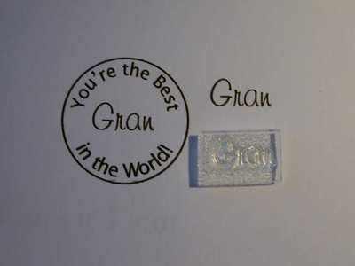 Gran, stamp 3