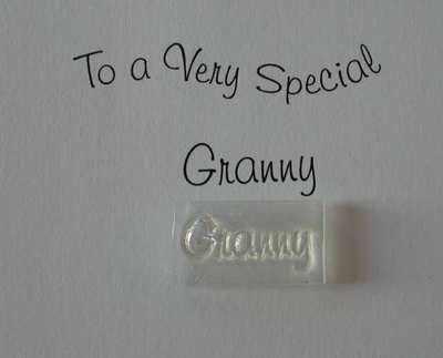 Granny, stamp 3