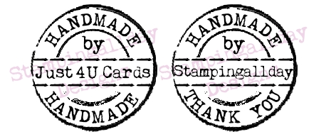 handmade by stamps