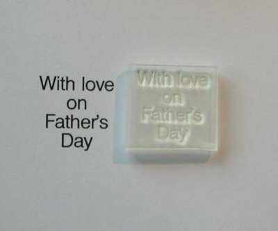 With love on Father's Day