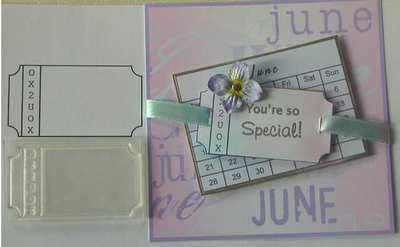 Ticket Stamp, basic