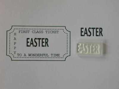 Ticket stamp option, Easter