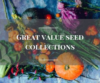 Great Value seed collections