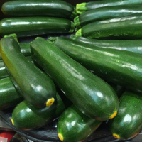 Courgette Green Bush Seeds