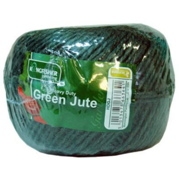 Heavy Duty Green Jute (twine)