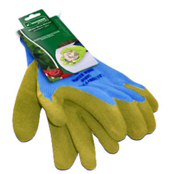 Heavy Duty Insulated Latex Winter Work Gloves - Large