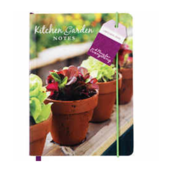 Kitchen Garden Notes - Notebook Organiser