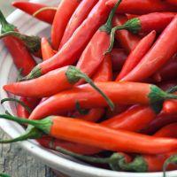 Chilli pepper Serrano Seeds