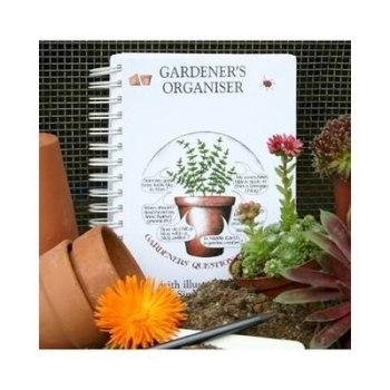 Simon Drew Illustrated Garden Organiser