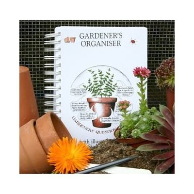 Simon Drew Illustrated Garden Organiser
