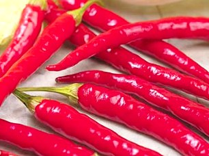 Chilli Pepper - Cayenne Red - 20 Seeds
