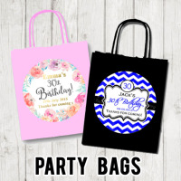 Party bags 90p