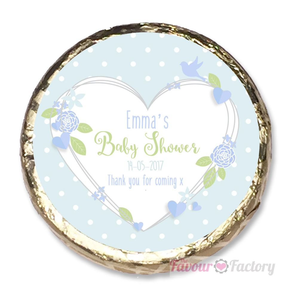 Baby Shower Mint Chocolates