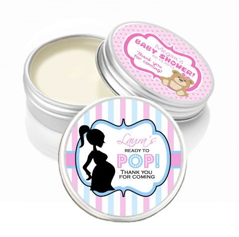 Baby Shower Lip Balm Favours