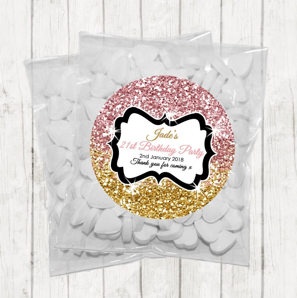 Birthday Party Sweet Bags Favours Kits
