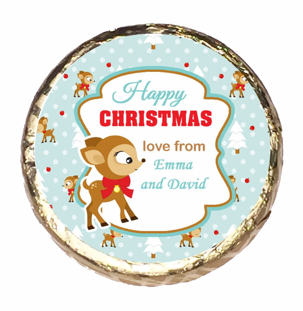 Christmas Day Mint Chocolates